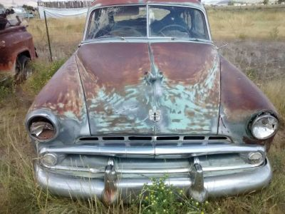 1951 Dodge Wayfarer - Two Door - All Original