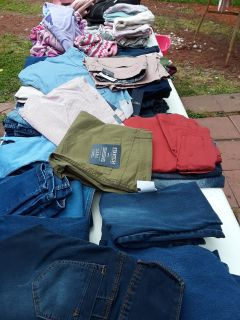 Garage sale today May 3