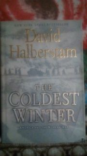 The Coldest Winter (Hardcover book)