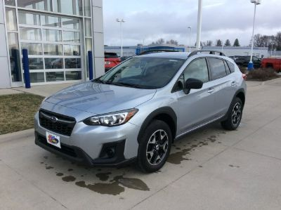 2018 Subaru Crosstrek (Ice Silver Metallic)