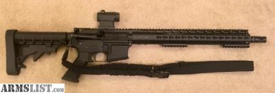 "For Sale: AR-15 Rifle 16"" Wylde (.223/5.56)"