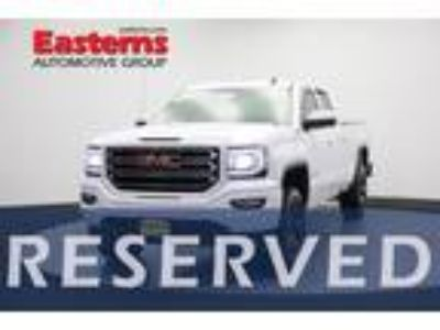Used 2017 GMC Sierra 1500 Summit White, 30.5K miles