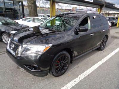 2015 Nissan Pathfinder 4WD 4dr S (Magnetic Black)