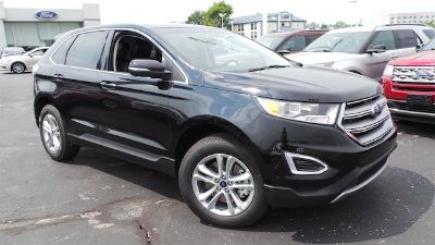 2018 Ford Edge SEL (Shadow Black)