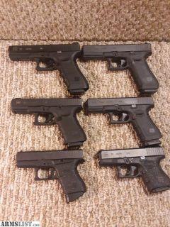 For Sale: 15 Handguns FOR SALE