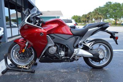 2010 Honda VFR1200F Sport Motorcycles Lake Park, FL