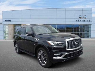 2018 Infiniti Qx80 Entertainment