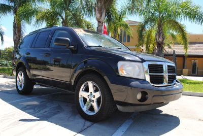 2007 Dodge Durango SLT (Black)