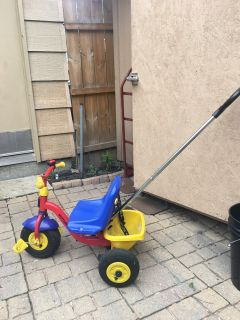 Kettler Toddler Tricycle