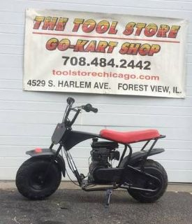 2017 Monster Moto MM-B105-RB Moped Mopeds Forest View, IL