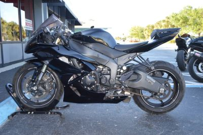 2011 Kawasaki Ninja ZX -6R SuperSport Motorcycles Lake Park, FL