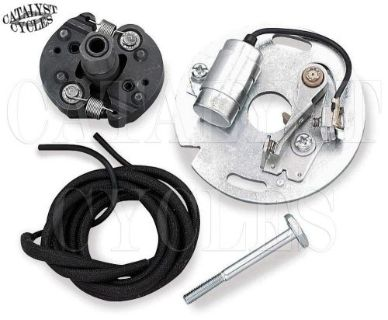 Purchase Harley Mechanical Advance Ignition Kit on Harley Condenser & Points for Harley motorcycle in Smyrna, Tennessee, United States, for US $38.95