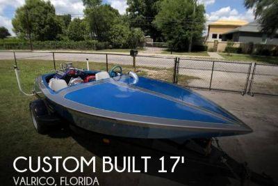 1978 Custom Built STEVENS Boat V-Drive 17 Drag Boat