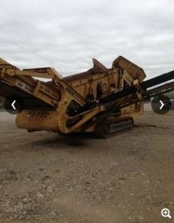2005 Extec E7 Screener for sale