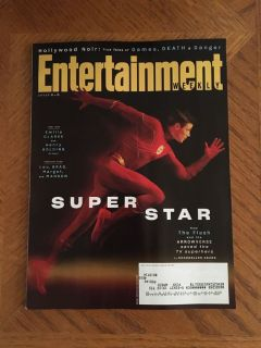 New Entertainment Weekly Magazine August 2019 Cover 2 of 5 ~ Super Star