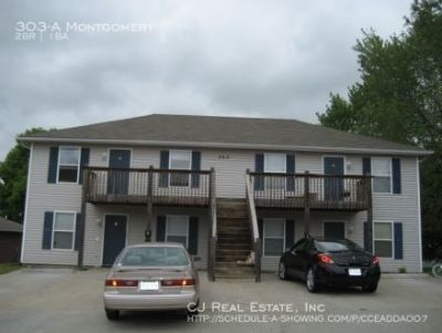 Apartment Rental - 303-A Montgomery