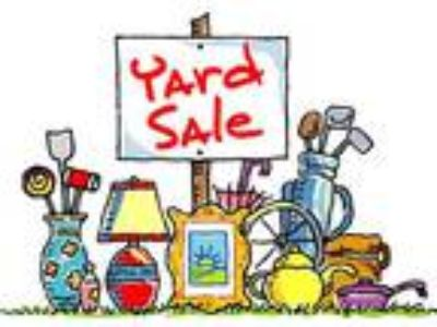 Mobile Home Park Yard Sale - Multi Family - May 25, 2019