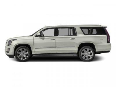 2016 Cadillac Escalade ESV Luxury (Crystal White Tricoat)