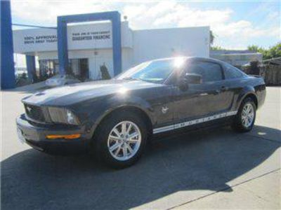 2009 Ford Mustang Coupe 832)2928831 (RECOVERY CREDIT PROGRAM)