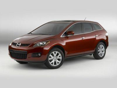 2008 Mazda CX-7 Touring (Liquid Platinum Metallic)