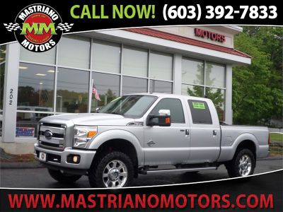 2013 Ford RSX King Ranch (Silver)