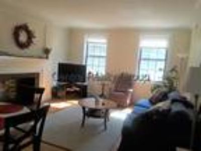 Brookline, Three BR, 1.5 BA apartment with central air