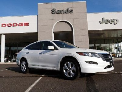 2010 Honda Accord Crosstour EX-L w/Navi (White Diamond Pearl)