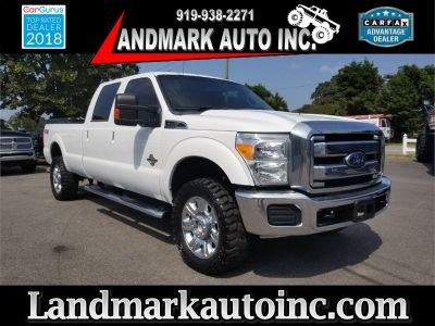 2015 Ford RSX King Ranch (WHITE)