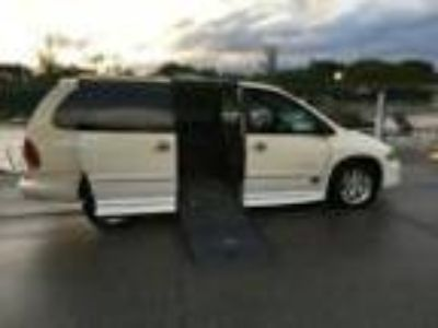 2000 Dodge Grand Caravan SPORT 2000 DODGE GRAND CARAVAN SPORT WITH THE BRAUN