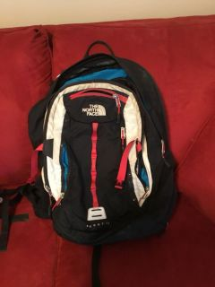North Face, Surge II backpack.