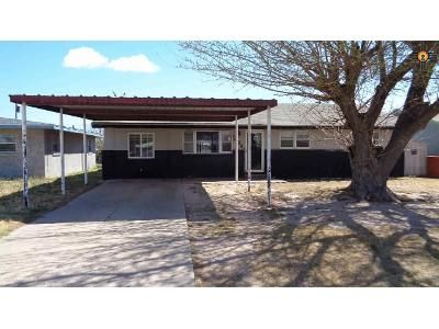 3 Bed 2 Bath Foreclosure Property in Lovington, NM 88260 - S 2nd St