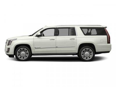 2018 Cadillac Escalade ESV Platinum (Crystal White Tricoat)