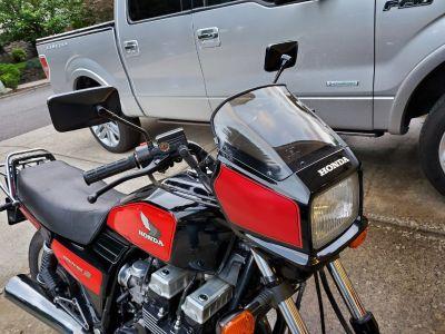 1984 Honda CB 700SC NIGHTHAWK