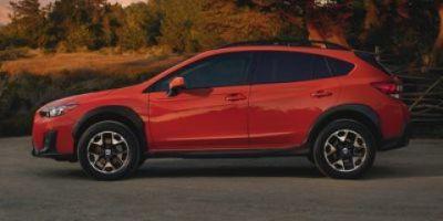 2019 Subaru Crosstrek Limited (Venetian Red Pearl)