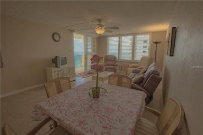 AWESOME OCEANFRONT SOUTHEAST CORNER 2BR/2BA FULLY FURNISHED CONDO W/ OUTSTANDING OCEAN & RIVER VIEWS