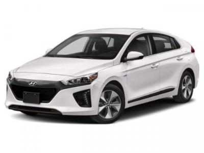 2019 Hyundai Ioniq Electric Electric (Symphony Air Silver Metallic)
