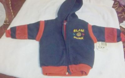 Cute boy's two piece vest and sweater size 18 months