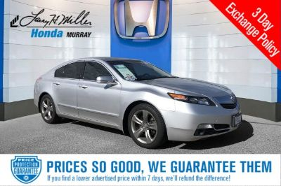 2012 Acura TL SH-AWD w/Tech (Forged Silver Metallic)