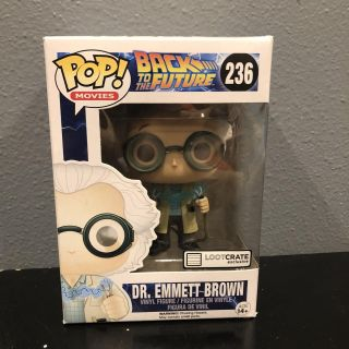 POP! Movies collectible #236