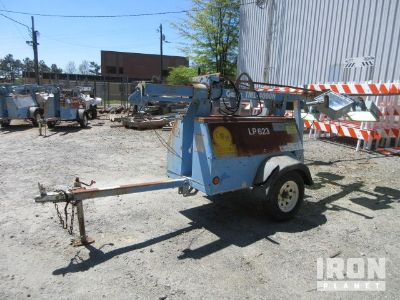 2005 Genie TML-4000N Light Tower