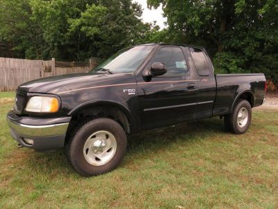 1999 Ford F-150 Work (Black)