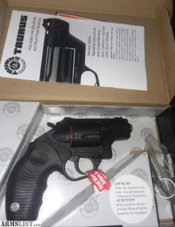 For Sale: Nib taurus polymer 38speical with extras