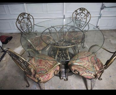 Nice antique kitchen table