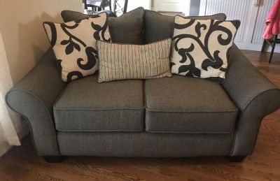Loveseat barely used