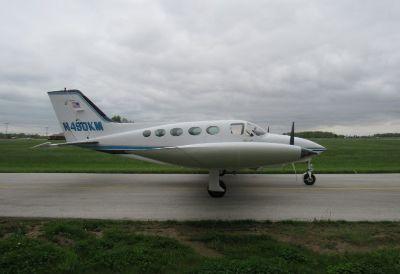 1973 Cessna 414