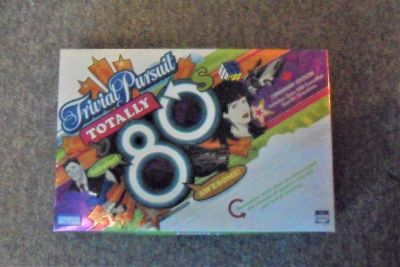 Board Game-Trivial Pursuit Totally Awesome