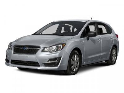 2015 Subaru Impreza 2.0i (Crystal Black Silica)