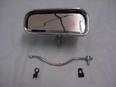 Find 1969-1982 Corvette LH Out Side Door HANDLE with ROD, Upper and Lower Clip motorcycle in Linesville, Pennsylvania, US, for US $39.00