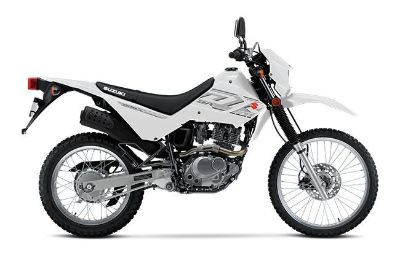 2018 Suzuki Motor of America Inc. DR200S Dual Purpose Motorcycles Winterset, IA