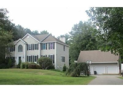 4 Bed 2.5 Bath Foreclosure Property in Chester, NH 03036 - Croft Ln